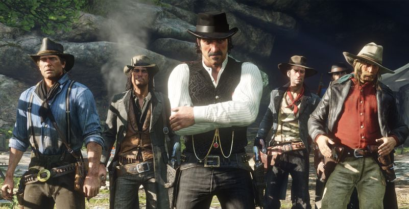 Red Dead Redemption 2 will be galloping on PC on November 5th